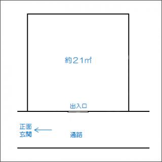 間取図 蔵2