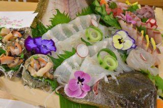 まれ 海の肴